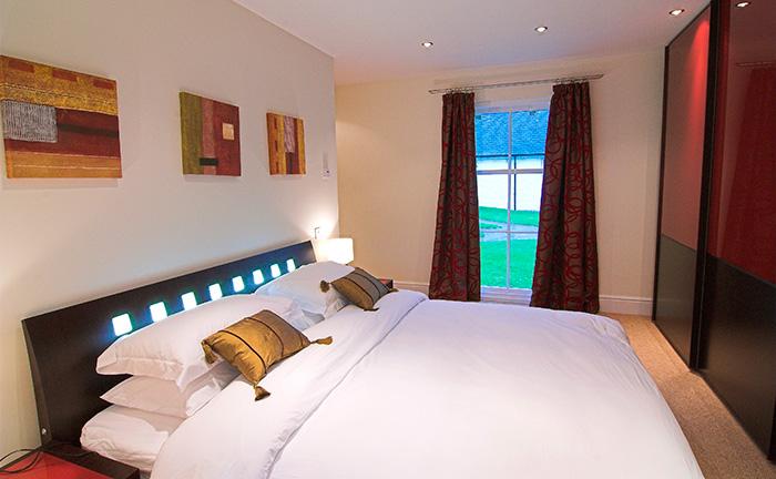 Tioram Bedroom