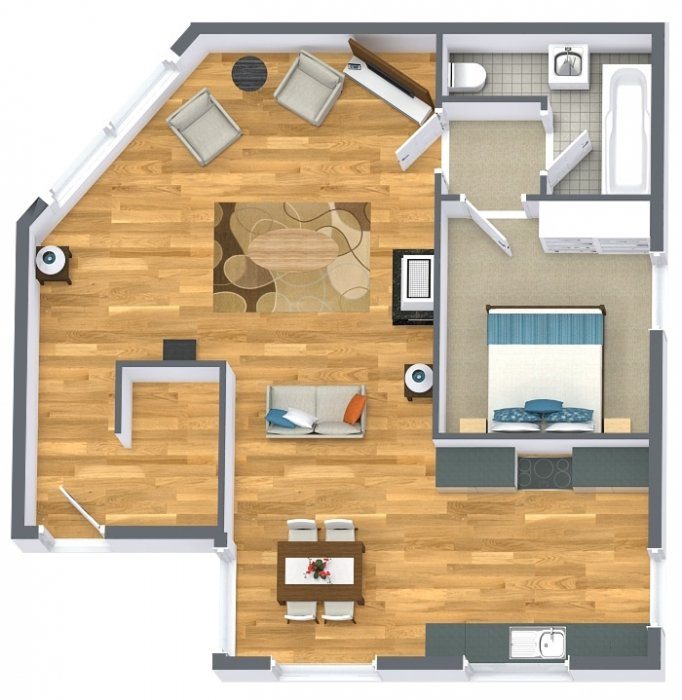 MacRuairi Floor Plan