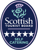 Scottish Tourist Board 5 Star