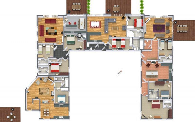 Garmoran Floor Plan