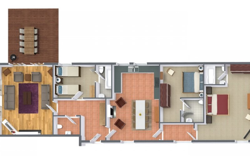 Somerled Floor Plan